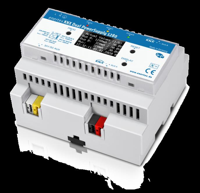KNX Dual PowerSupply 1280