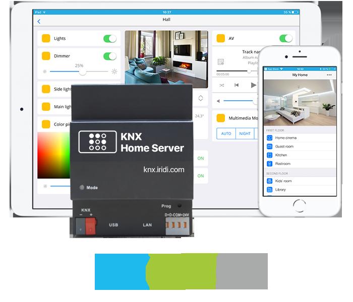 KNX Home Server